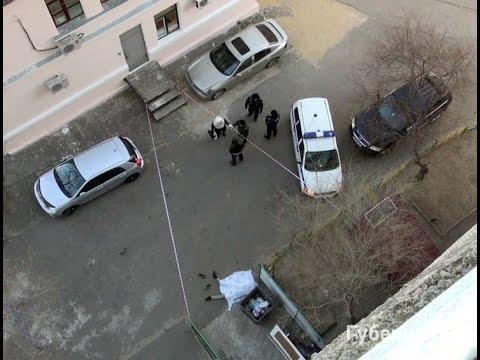 Хабаровчанин погиб после падения с окна или балкона высотки.MestoproTV