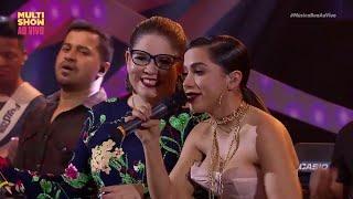 Anitta e Marília Mendonça - Infiel | Música Boa Ao Vivo