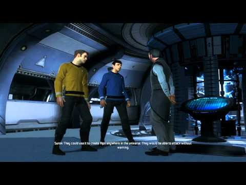 Star Trek - Maximo Grafico Dual Core e Analise