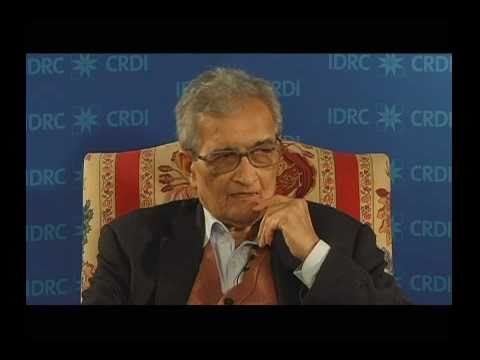 Amartya Sen — Nobel views on health, education, food, and water