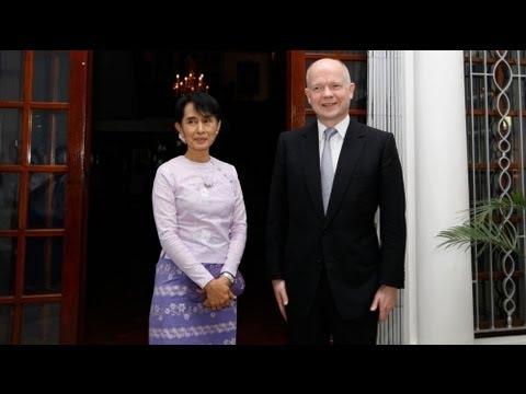 Myanmar: legalizzato il partito di Aung San Suu Kyi