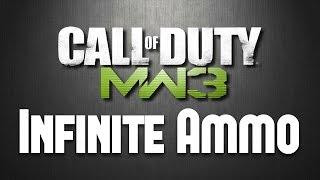 Infinite Health,Ammo,Grenades in Call of Duty Modern Warfare 3 (Hack)