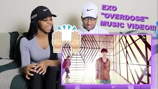 Download Lagu Couple Reacts : EXO-K_중독(Overdose) Reaction!!! Gratis STAFABAND