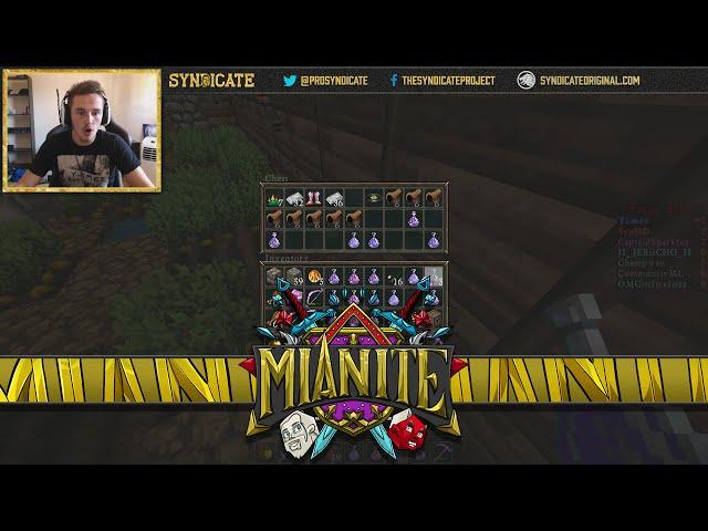 Minecraft: Mianite - The Purge Of Invisible Destruction! [62]