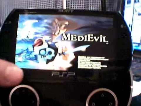 PSP GO 6.35 PRO NIGHTLY FUNCIONANDO PSONE GAMES!!!!!!!!