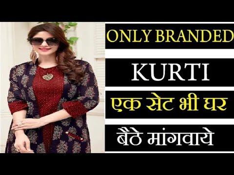 Indo Western  Kurti Designs    Adab Fashions   