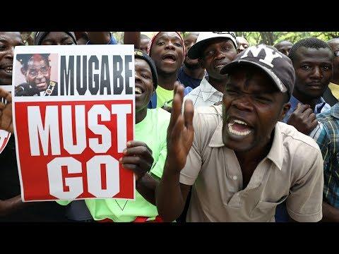 Mugabe quits: Zimbabwe's president resigns