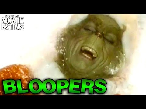 HOW THE GRINCH STOLE CHRISTMAS Bloopers & Gag Reel (2000)