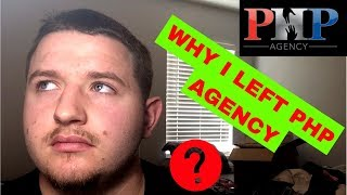 Why The PHP Agency Wasn't For Me!