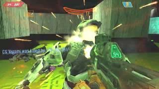 "Halo(Fv) Combat Evolved Test New Mapa ""Ratrace"""