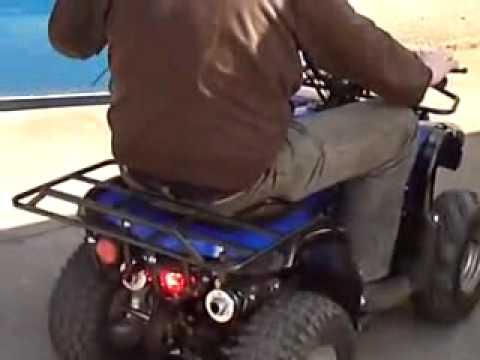Vand ATV Hummer de 125 cc  BMW   www.vandatv.com
