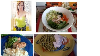 25 день. Правильное питание меню. Вкусные и полезные блюда. Дневник похудения