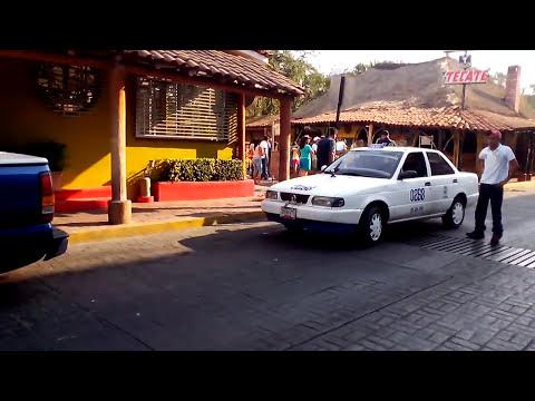 Imagenes del Temblor en Zihuatanejo