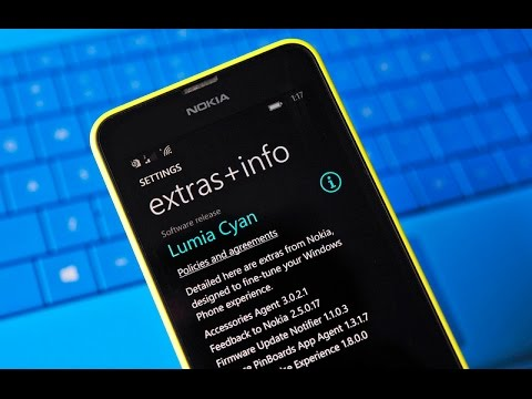 Nokia Lumia 625 Official Cyan Update