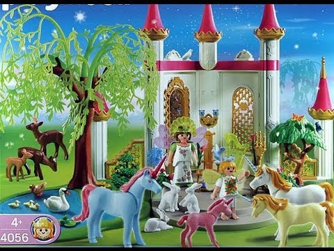 playmobil princesse f es fairies youtube. Black Bedroom Furniture Sets. Home Design Ideas