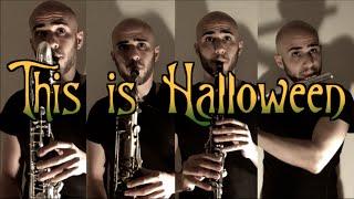 Watch Tim Burton This Is Halloween video