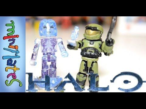 Minimates Halo Review Minimates Halo Review Master