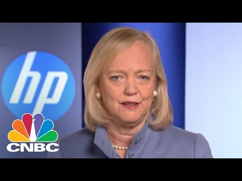 HP CEO Meg Whitman: New Style of Business | CNBC