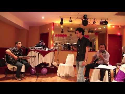 Aryan performing  Ek Din Teri Raahon Mein