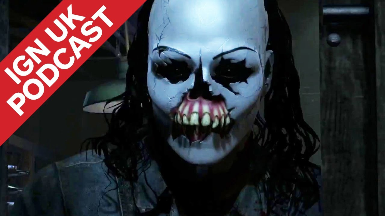 Why Until Dawn Is Cinematic Horror at Its Best - IGN UK Podcast #295: