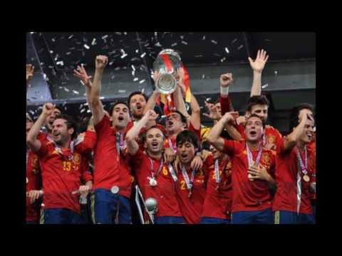 Top 5 best national teams ever