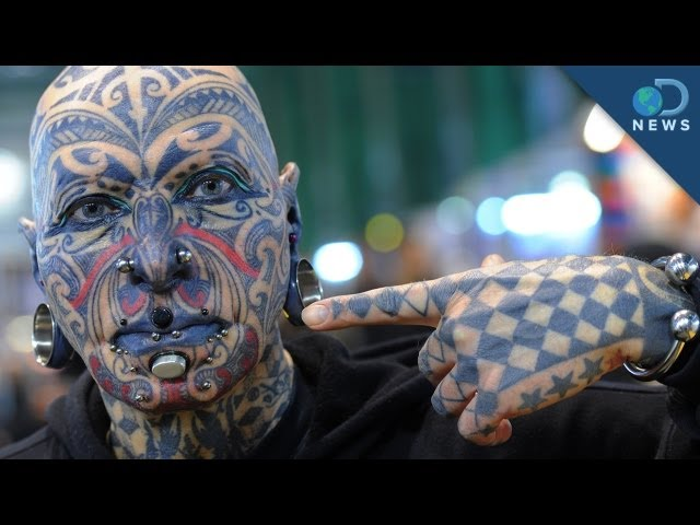 Face Tattoos: The Ultimate Declaration of Love