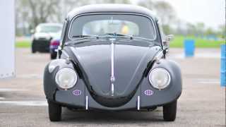 12 Second VW Beetle beats Porsche GT3