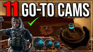 11 BEST Valkyrie Cameras On Consulate - Rainbow Six Siege Valk Spots