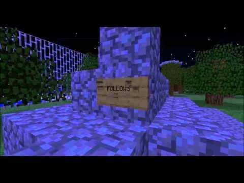 Slenderman - A Minecraft Movie