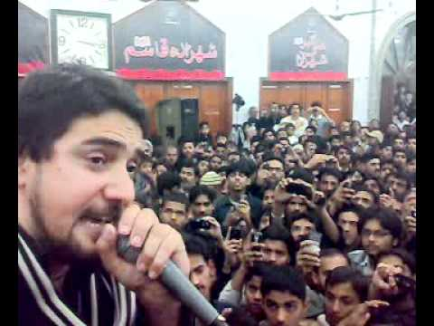 Farhan Ali Waris 24 Safar Saari Duniya Hussain Hussain(a.s) Karay Part 1 (alzulf-e-qar) Incholi.mp4 video