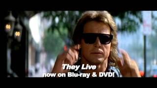 They Live (4/4) Roddy Piper's Alien Glasses (1988)