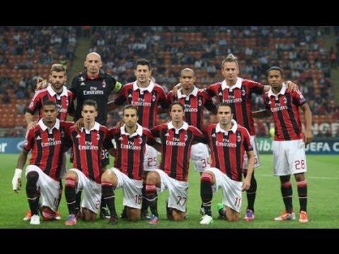 FIFA 13 Схема игры за Милан