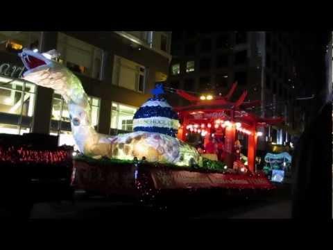 San Francisco Chinese New Year Parade 2013 International School of the Peninsula - 02/26/2013