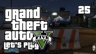 GTA V - Let's Play/Walkthrough - Mission 27: Blitz Play - #25 (GTA 5 Gameplay)