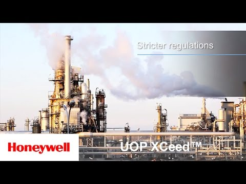 UOP XCeed™ Bioreactor for Industrial Wastewater Treatment