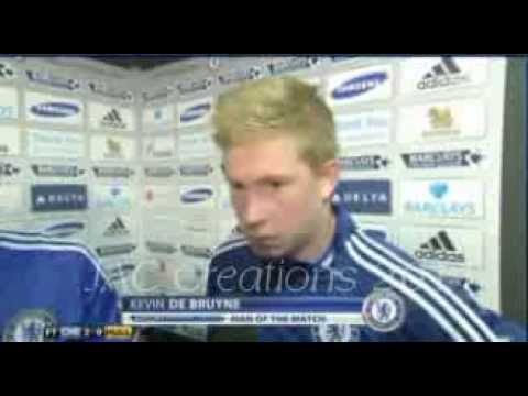 Frank Lampard & Kevin De Bruyne Post Match Interview Chelsea 2-0 Hull City Tigers