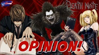 Anime Geeks! - Death Note: Opinion de un Anime Newbie!