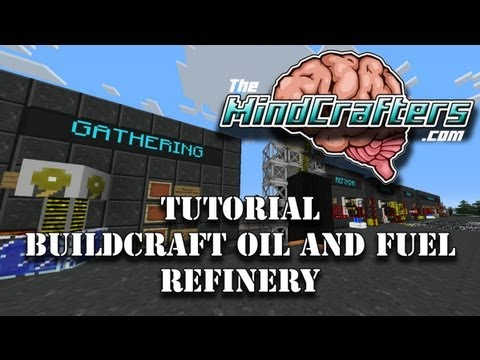 Tekkit Lite - Tutorial - A Comprehensive Guide to Refining Oil