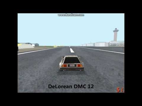 Delorean88MP Mods BTTF SA - Crysis Delorean BETA V 1.0