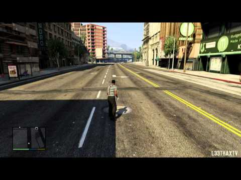 GTA V - Model Changer + Vehicle Spawner + Godmode Script Mods - ISO (Xbox 360) [Offline]