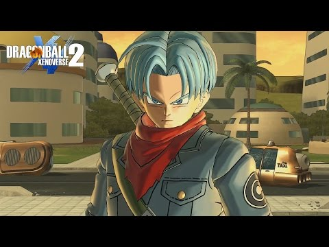 Dragon Ball Xenoverse 2:  Future Trunks Special Quotes