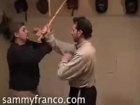 Stick Fighting Self Defense with Sammy Franco Image 1