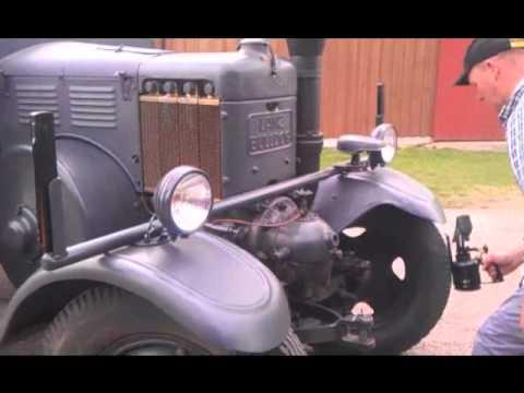 Lanz Bulldog Eilbulldog 1941