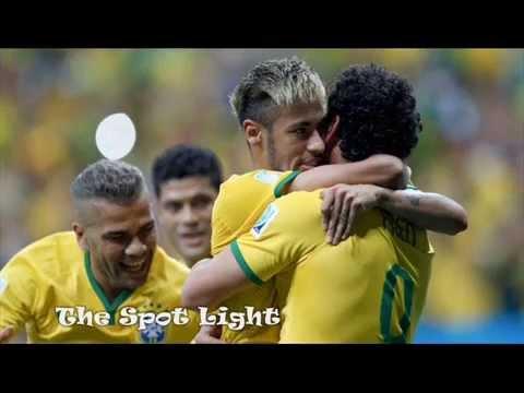 Brazil 4-1 Cameroon ALL GOALS World Cup 2014  أهداف البرازيل 4-1 الكاميرون كأس العالم 2014
