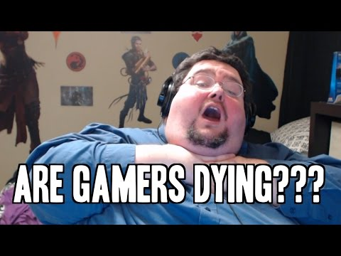 "Are ""Gamers"" a dying breed?"
