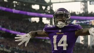 "Minnesota Vikings Hype Video | ""Bring It Home"" | 2018-19"