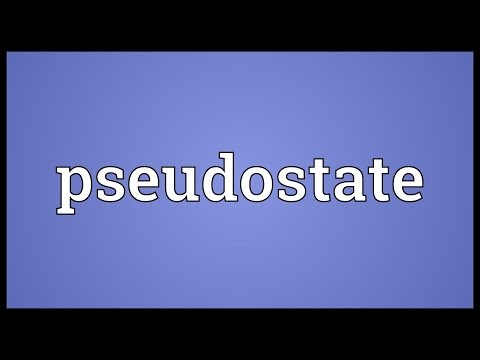 Header of Pseudostate