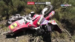 RALLY DAKAR 2012 - ALGUNOS INCIDENTES