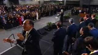 Benny Hinn - Worship from Miracle Service (Atlanta)