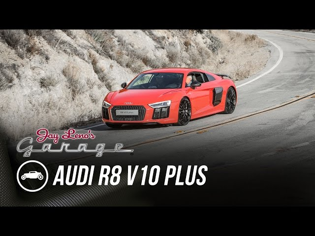 2017 Audi R8 V10 Plus - Jay Leno's Garage - YouTube